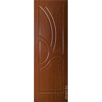 Дверь МДФ с покрытием ПВХ - Престиж  ДГ (остекленная)