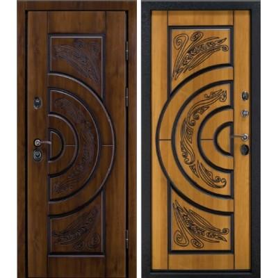 Входная металлическая  дверь Вежа-1
