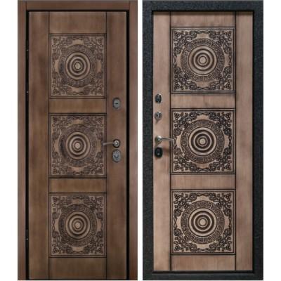 Входная металлическая  дверь Вежа-6