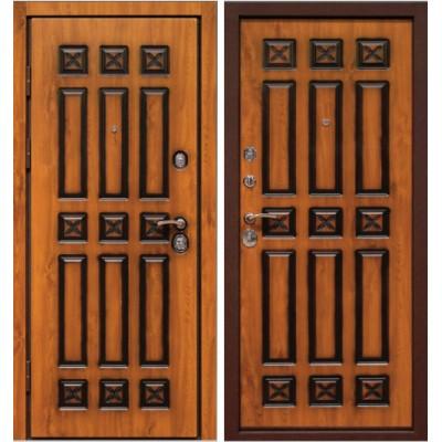 Входная металлическая  дверь Вежа-8