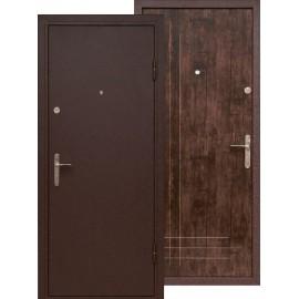 Дверь металлическая - Уют-1
