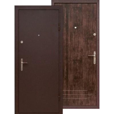 Входная металлическая  дверь Уют-1