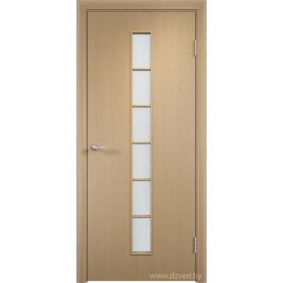 Ламинированная дверь МДФ - С-12