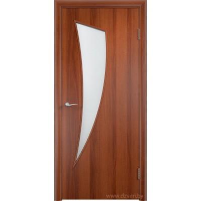 Ламинированная дверь МДФ - С-16