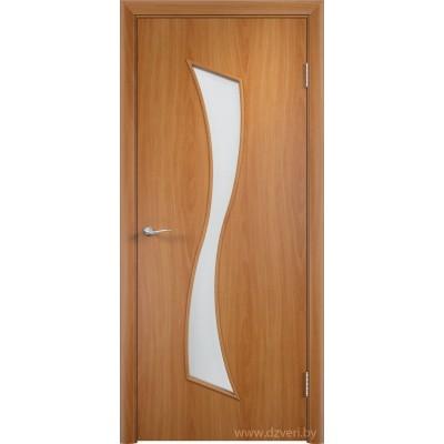 Ламинированная дверь МДФ - С-19