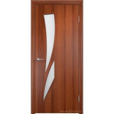 Ламинированная дверь МДФ - С-2