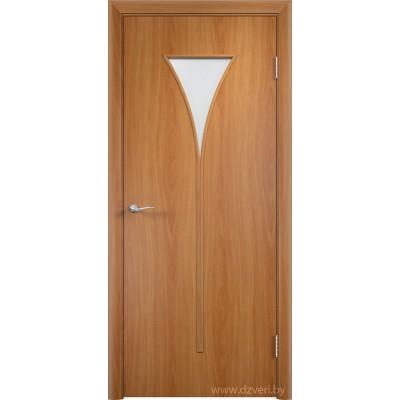 Ламинированная дверь МДФ - С-4