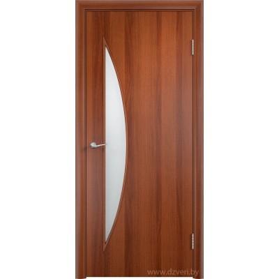 Ламинированная дверь МДФ - С-6