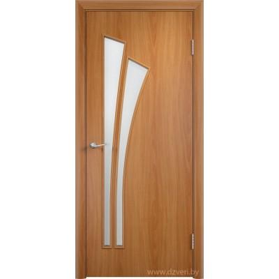 Ламинированная дверь МДФ - С-7