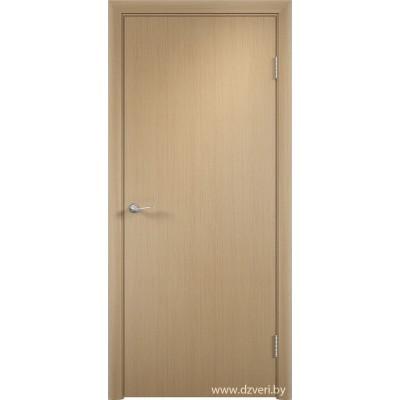 Ламинированная дверь МДФ -  ДПГ (глухое полотно)