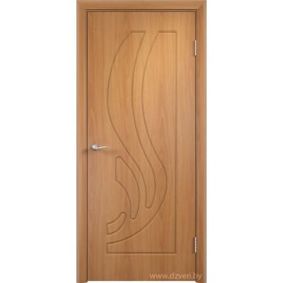 Дверь МДФ с покрытием ПВХ - Лиана ДГ (глухая)