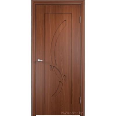 Дверь МДФ с покрытием ПВХ - Милена ДГ (глухая)