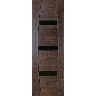 Дверь покрытая ПВХ с 3D эффектом   -  Джессика