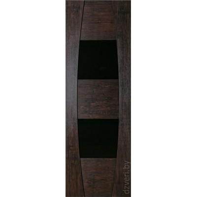 Дверь покрытая ПВХ с 3D эффектом   -  Глория