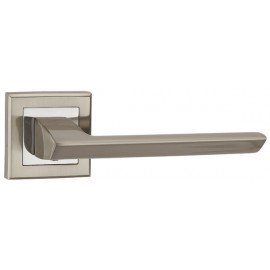 Дверная ручка PUNTO BLADE никель/хром