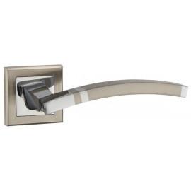 Дверная ручка PUNTO NAVY никель/хром