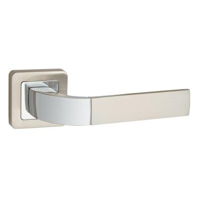 Дверная ручка PUNTO ORION (Орион) никель/хром