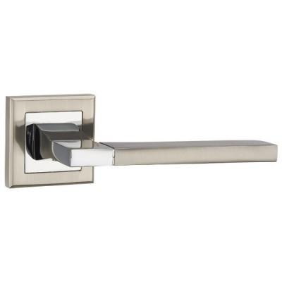 Дверная ручка PUNTO TECH (Тек) никель/хром