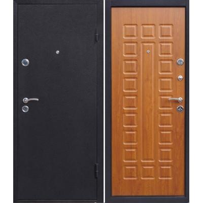 Металлическая дверь Йошкар Золотистый дуб