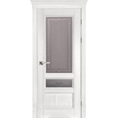 Дверь из массива дуба - Аристократ Модель 3 (полотно глухое)