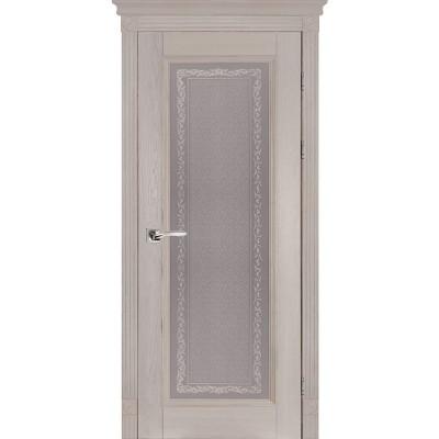 Дверь из массива дуба - Аристократ Модель 5 (полотно глухое)