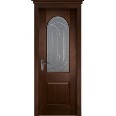 Дверь из массива дуба - Чезана