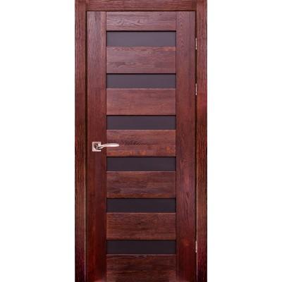 Дверь из массива дуба - Хай-Тек Модель 1 (полотно глухое)