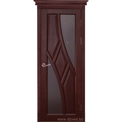 Дверь из массива ольхи - Глория