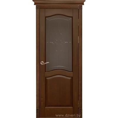 Дверь из массива ольхи - Лео