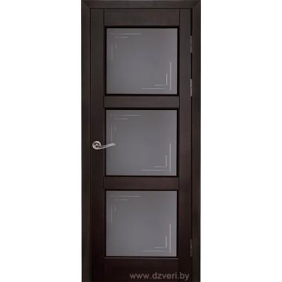 Дверь из массива ольхи - Турин