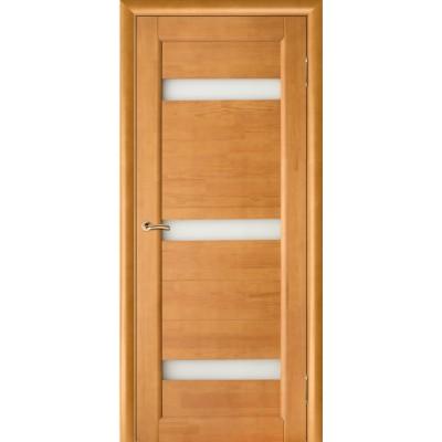 Дверь из массива сосны - Вега-2 ПЧО
