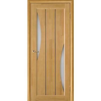 Дверь из массива сосны - Вега-4