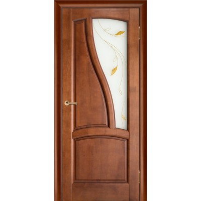 Дверь из массива сосны - Рафаэль ПО