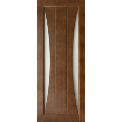 Дверь из массива сосны - Вега-3