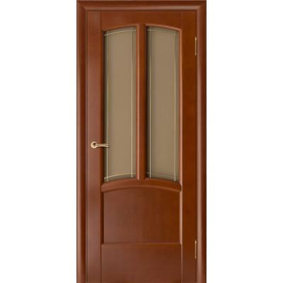 Дверь из массива сосны - Ветразь ПО