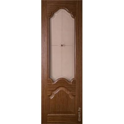 Шпонированная дверь - Виктория ДО