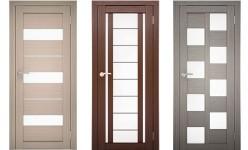 Межкомнатные двери Амати с покрытием экошпон