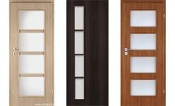 Двери МДФ покрытые ламинатином