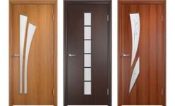 Межкомнатные двери МДФ ламинированные финиш-пленкой