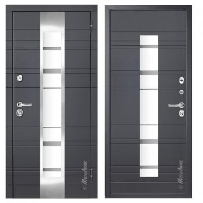 Дверь входная - Металюкс М66