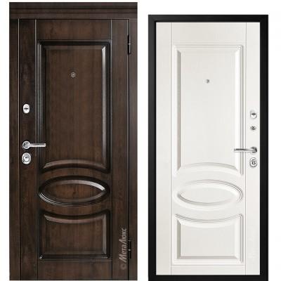 Дверь входная - Металюкс М71/7