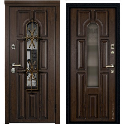 Дверь входная - Металюкс Кардинал CM760