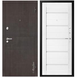 Дверь входная - Металюкс М323