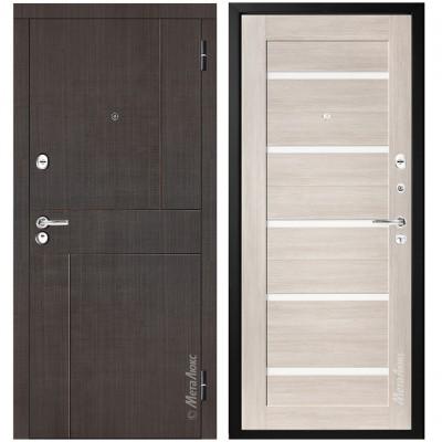 Дверь входная - Металюкс М324