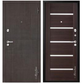 Дверь входная - Металюкс М325