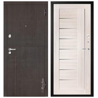 Дверь входная - Металюкс М331