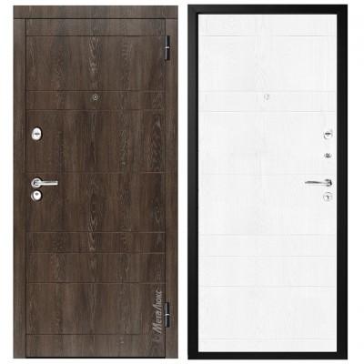 Дверь входная - Металюкс М350/4