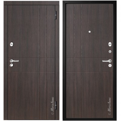 Дверь входная - Металюкс М351
