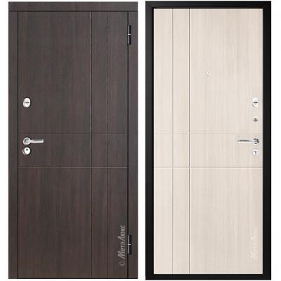 Дверь входная - Металюкс М351/1