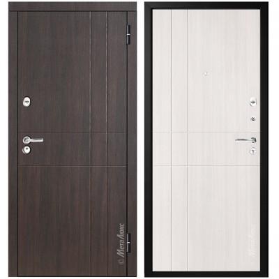 Дверь входная - Металюкс М351/2